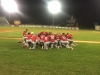 Turks give thanks for a great game with no injuries