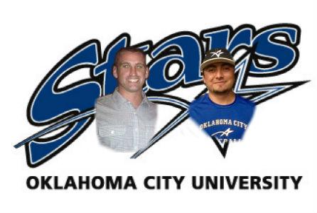 Coaching Staff has an Oklahoma Flair