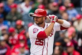 Clint Robinson batting