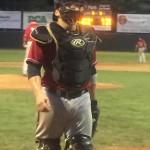 Erik Garcia catcher 2015 Missouri Baptist